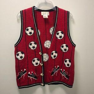 Vintage Soccer Mom Vest